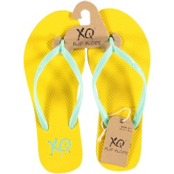 Flipflops girls yellow