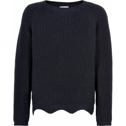 The New knit sweater