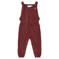 The New siblings knit romper